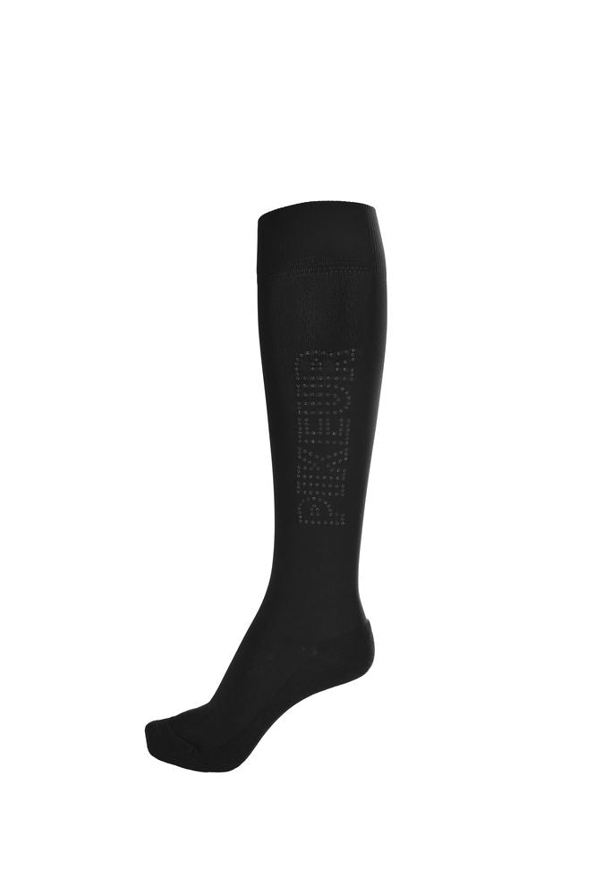 Pikeur Stocking Tall Boot Sock [Black]