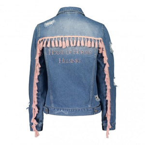 House of Horses Helsinki Dance With Me Denim Jacket