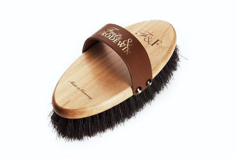 "Fritz & Frodewin Luxury Scurf / Mud Brush ""Harriet"""