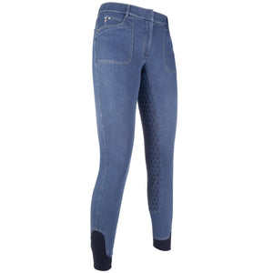 HKM Santa Rosa Denim Breeches [In Stock]