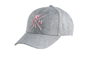 House Of Horses Helsinki Hat / Cap - Grey Melange