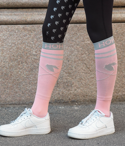House of Horses Helsinki Long Unicorn Socks