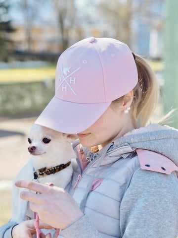 House Of Horses Helsinki Hat / Cap - Signature Pink