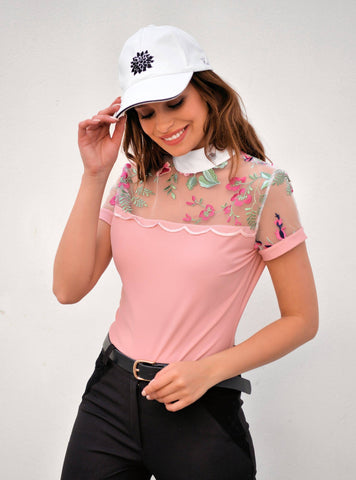 Design By Dalia Alexy Rose Shirt