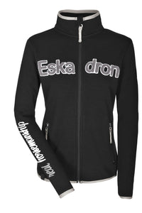 Eskadron Nicky Fleece Zip Up Jacket Caviar