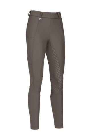 Pikeur KIMA GRIP ATHLEISURE Breeches Full Grip Taupe [Size 18]