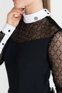 Design by Dalia Cashmir Long Sleeve Shirt