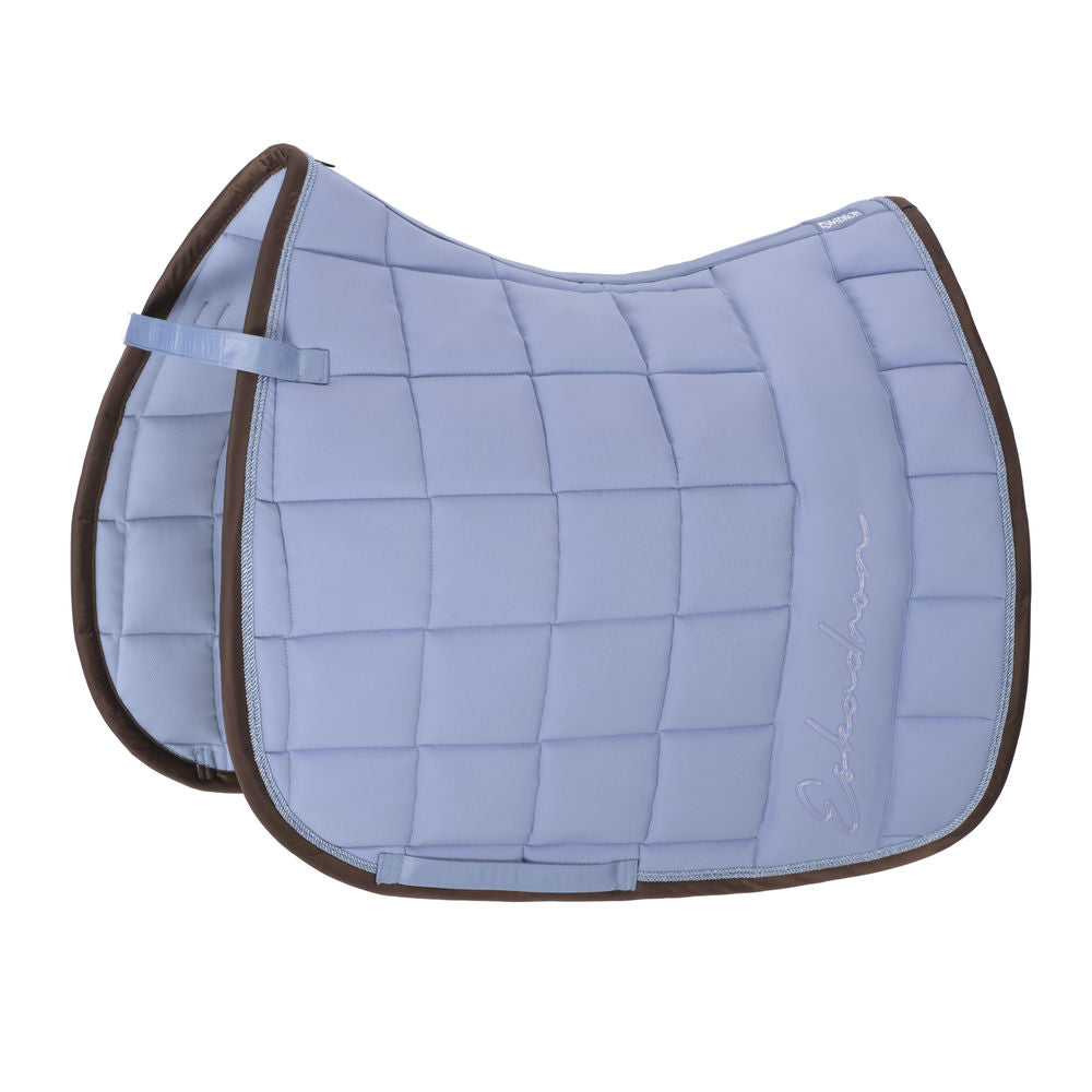 Eskadron Saddle Cloth BIG SQUARE MICRO Sky Blue