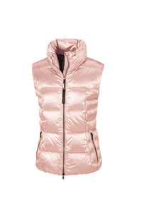 Pikeur Prime Luxe Bliss Down Vest English Rose [Size 42]