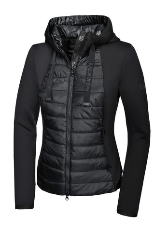 Pikeur IVORI Jacket Material Mix Functional Anthracite