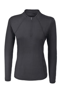 Pikeur JUSTINE Long Sleeve Shirt Anthracite