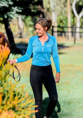 Frankie Micro Fleece Compress Baselayer