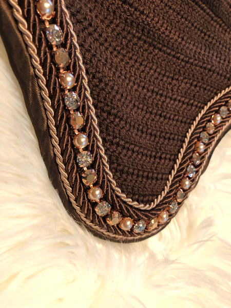By Heike Soundproof Bonnet Chocolate Rose Gold