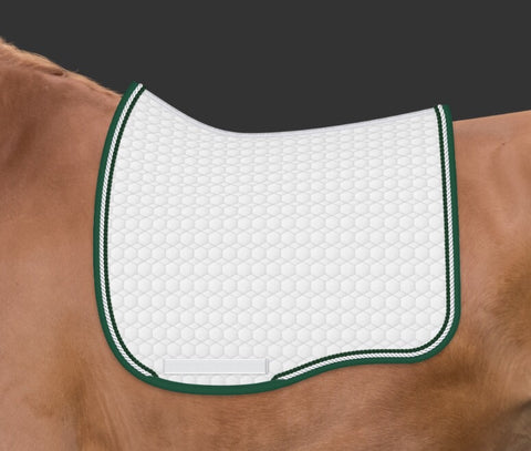 Mattes Custom Pad White & Green