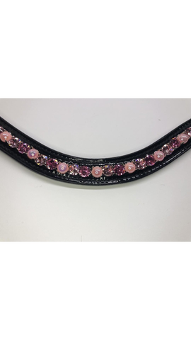 By Heike Custom Cherry Blossom Browband