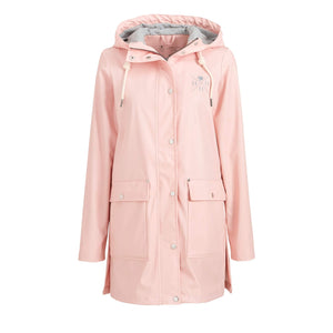 House of Horses Helsinki - Ride-In Raincoat Soft Pink