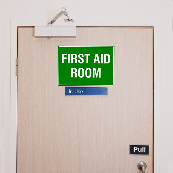 Safety & First Aid Signage
