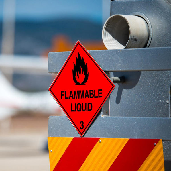 Dangerous Goods Transport & Storage Signage