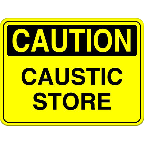 Caustic Store