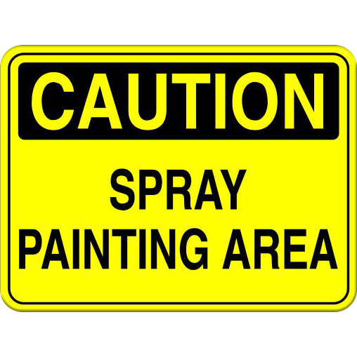 Spray Painting Area