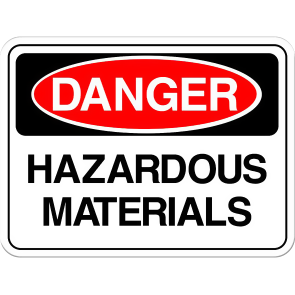 Danger: Hazardous Materials