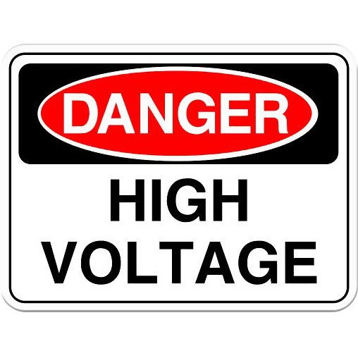 Danger: High Voltage