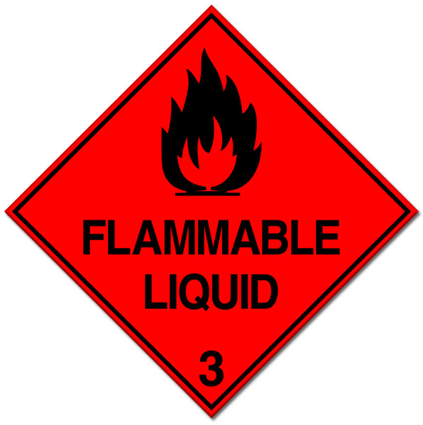 Flammable Liquid (3)