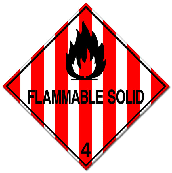 Flammable Solid (Class 4)