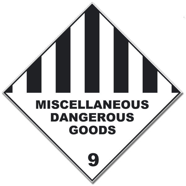 Miscellaneous Dangerous Goods (Class 9)