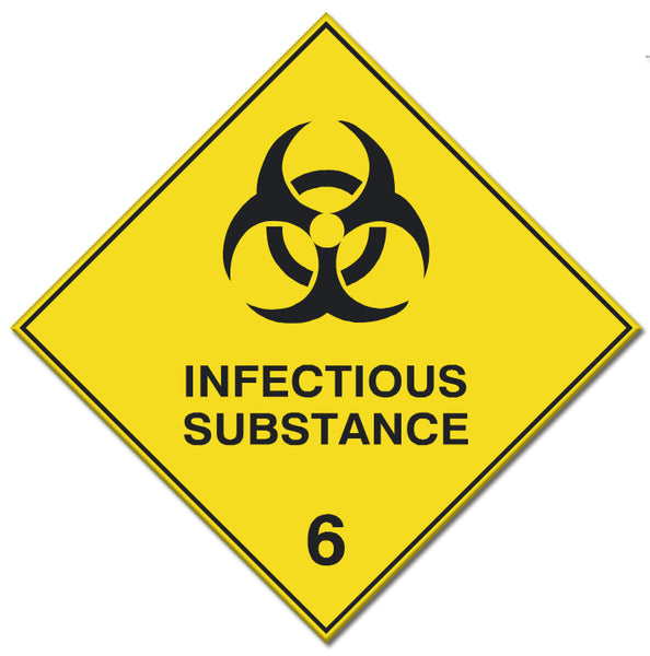 Infectious Substance (Class 6)