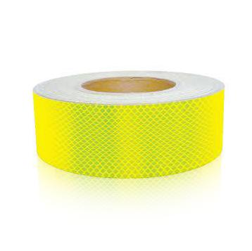 Fluro Yellow/Green Class 1 Reflective Tape