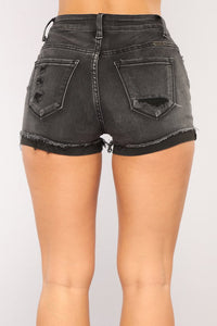 GOT IT RIGHT DENIM SHORTS