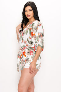 ANOTHER AVENUE ROMPER