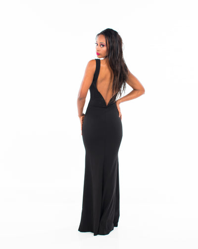 WORTH IT MAXI DRESS