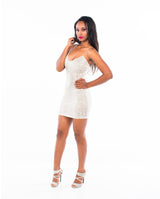 CAROLINE PAPARAZZI 2 PIECE MINI DRESS