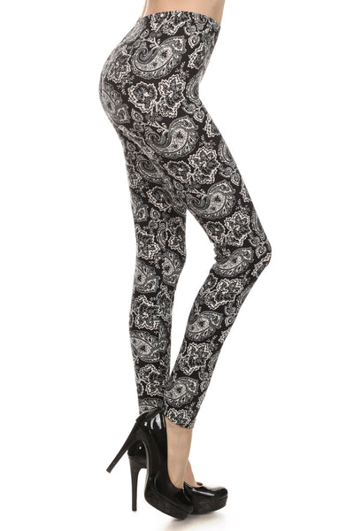 INTRODUCE ME KNIT LEGGING