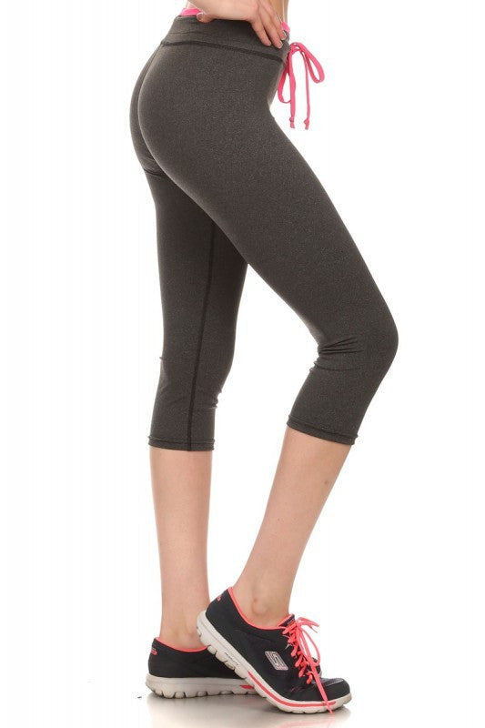 ULTIMATE HEAT CAPRI JOGGER PANTS