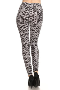 TAKE CHARGE SOFT KNIT LEGGING