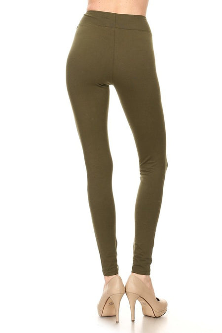 OLIVE WONDER LEGGING