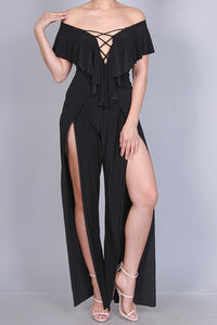 RISKY BUSINESS JUMPSUIT