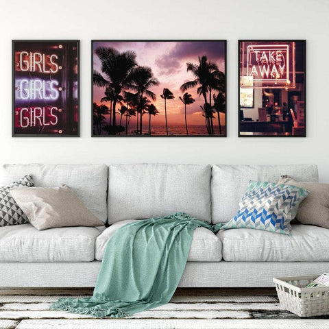 wall art sets for living room