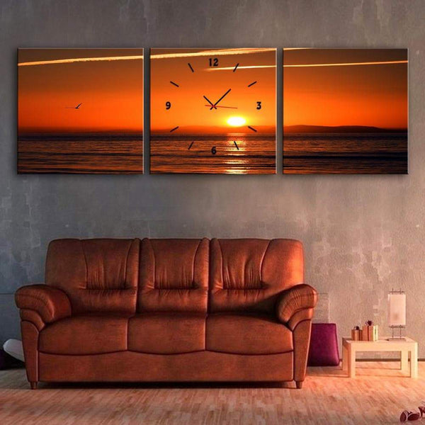 modern wall clocks online