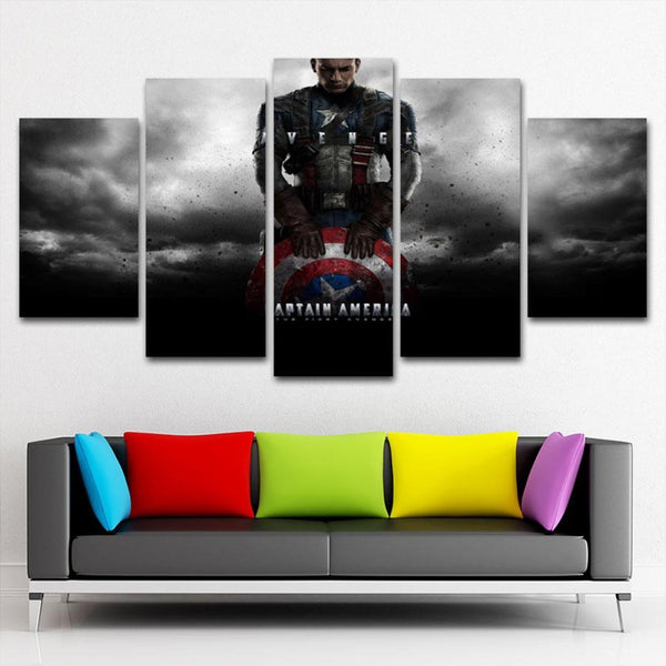 AV 2003188 Avengers Canvas Painting