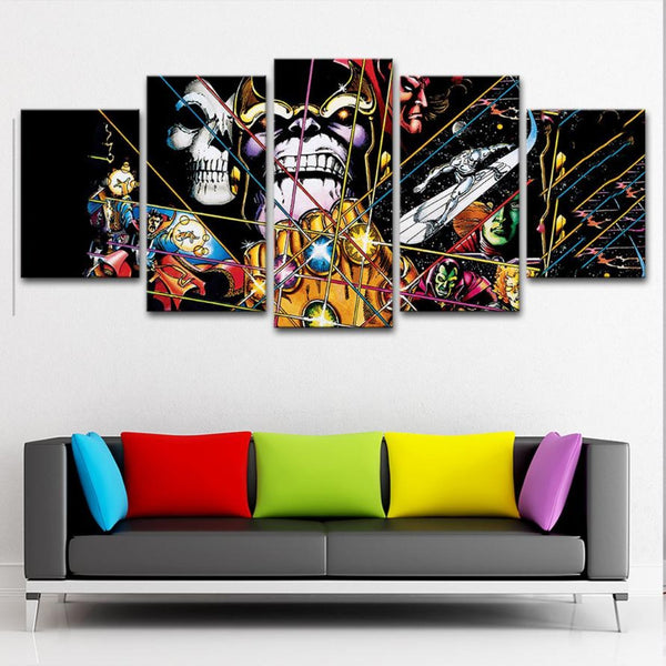AV 2031810 Avengers Canvas Painting