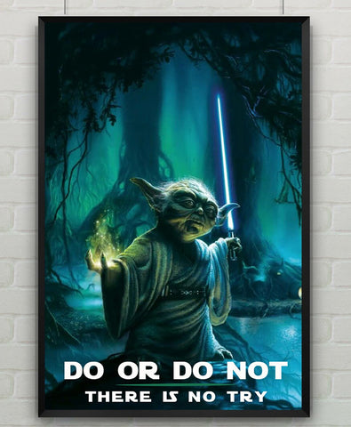 DO OR DO NOT Poster