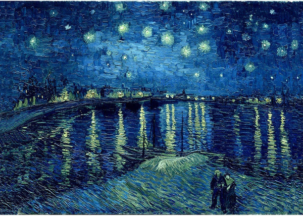 van gogh canvas art