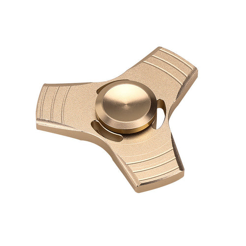 Tri Fidget Spinner Finger Metal