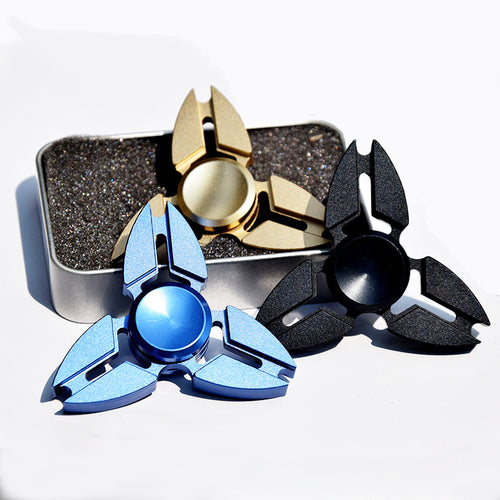 New Tri-Spinner Fidget Toy