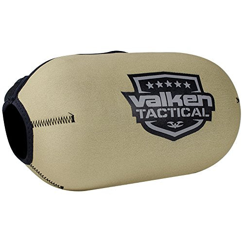 Valken Paintball Tank Cover - Tan