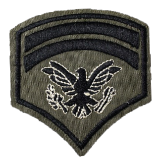 Patch Embroidered - Army Specialist 6